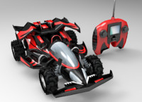 3ds max remote control car games