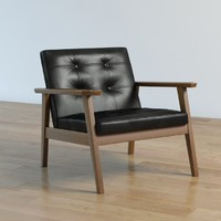 Arcon Bark Armchair