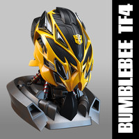 Bumblebee head transformers 4