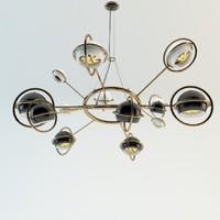 3d model cosmo lamp