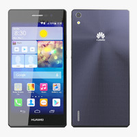 realistic huawei ascend p7 max