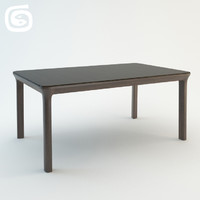manda table 3d max