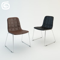 bop | offecct chair 3d max