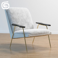 ingmar chair 3d model