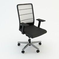 airpad office chair 3d max