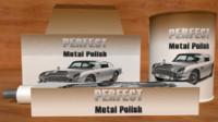metal polish 3d model