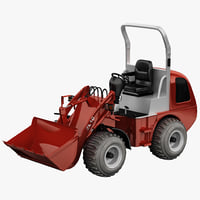 Mini Wheel Loader ZL10