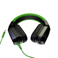 3d fbx razer headphones