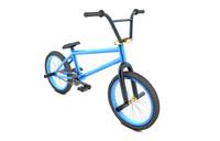 bmx bike 3d c4d
