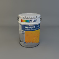 3ds max paint bucket