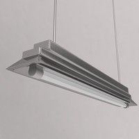 3d max hanging light