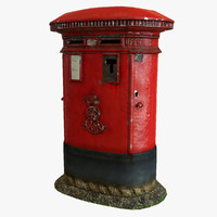 maya royal postbox