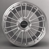 3d mansory r 22 car alloy