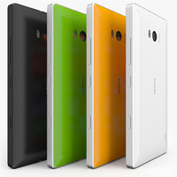 nokia lumia 930 colors c4d