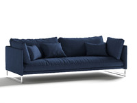 Saba Livingston Sofa and armchair