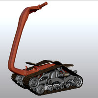 3d obj shredder personal tracked