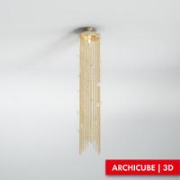3dsmax ceiling lamp