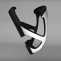 3ds max bicycle bottle cage