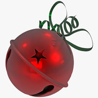 jingle bells 3d model
