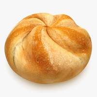 3ds max realistic kaiser roll
