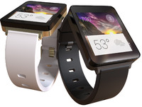 3d model smartwatch lg watch