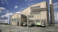 Factory / Truck