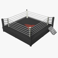 3d model of throwdown ring