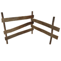 wooden fence game