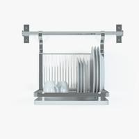 mikael grundtal dish drainer 3d max