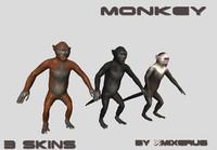 monkey 3 3d 3ds