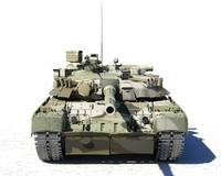 max t-80ud bereza battle tank