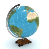 maya world globe