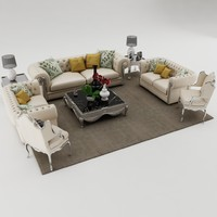 Sofa set 006