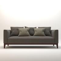 modern design sofa 3d max