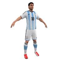 Lionel Messi V2