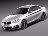 3ds max 2014 coupe bmw