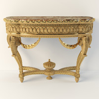 Console Table - Bertolini Arte