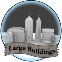 large city buildings 3d 3ds