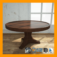 wood table 01 dxf