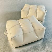 3d model pouf