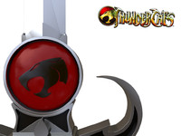 cinema4d sword omens thundercats