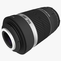 Zoom Lens Canon EF-S 55-250mm