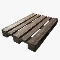 max wooden europallet