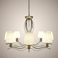 3d modern chandelier lights