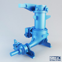 max ash vessel ha pump