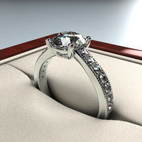 3ds max wedding ring