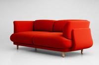 peg sofa 3d max