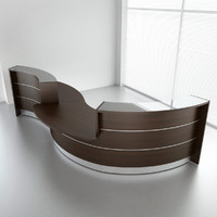 Reception Desk 9