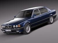 BMW 7-Series e32 1986-1994