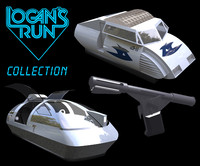 Logan´s Run - The collection